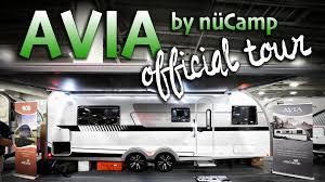 100 Modern Travel Trailer Tour The New AVIA By NCamp Mandy Lea Photo