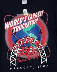 World's Largest Truckstop - Iowa 80 Truckstop In Walcott, Iowa ...