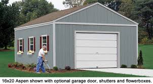 Gambrel Shed Plans 16x20 by Tree Sheds Building A 16x16 Storage Shed