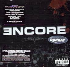 Eminem Curtains Up Encore Version by Encore Cd Dvd Shady Collectors Edition