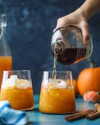 Smashed Pumpkin Beer Recipe by Friendsgiving 2017 Pumpkin Pie Bourbon Smash Recipe Pumpkin