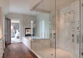 Lovable Wood Floor Bathroom Ideas 1000 Images About Bath Tile On Pinterest Shower Tiles
