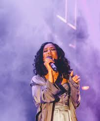 Jhene Aiko Bed Peace by Jhené Aiko Turns A Hometown Show At Avalon Into Her Own Living