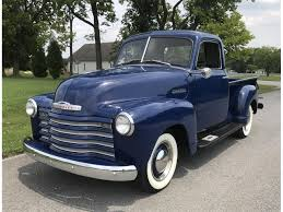 100 1951 Chevy Truck For Sale Chevrolet 3100 For ClassicCarscom CC1110041