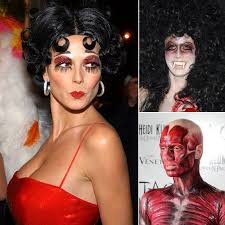 Heidi Klum Halloween Clones by Heidi Klum S Best Halloween Costumes Through The Years Hollywood
