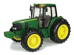 100 John Deere Toy Trucks Buy Ertl Big Farm 116 Tractor With Lights Amp Sounds