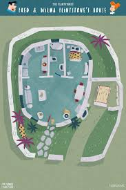 100 Family Guy House Layout TV Show Floor Plans From Corrie Will And Grace Peaky