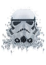 La Ca 1218 Star Wars Art Posters 551 Identities Poster