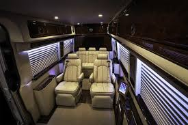 Los Angeles California Luxury Conversion Van Dealers