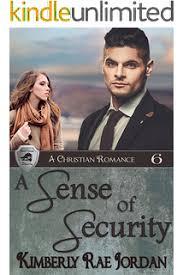 A Sense Of Security Christian Romance BlackThorpe Book 6