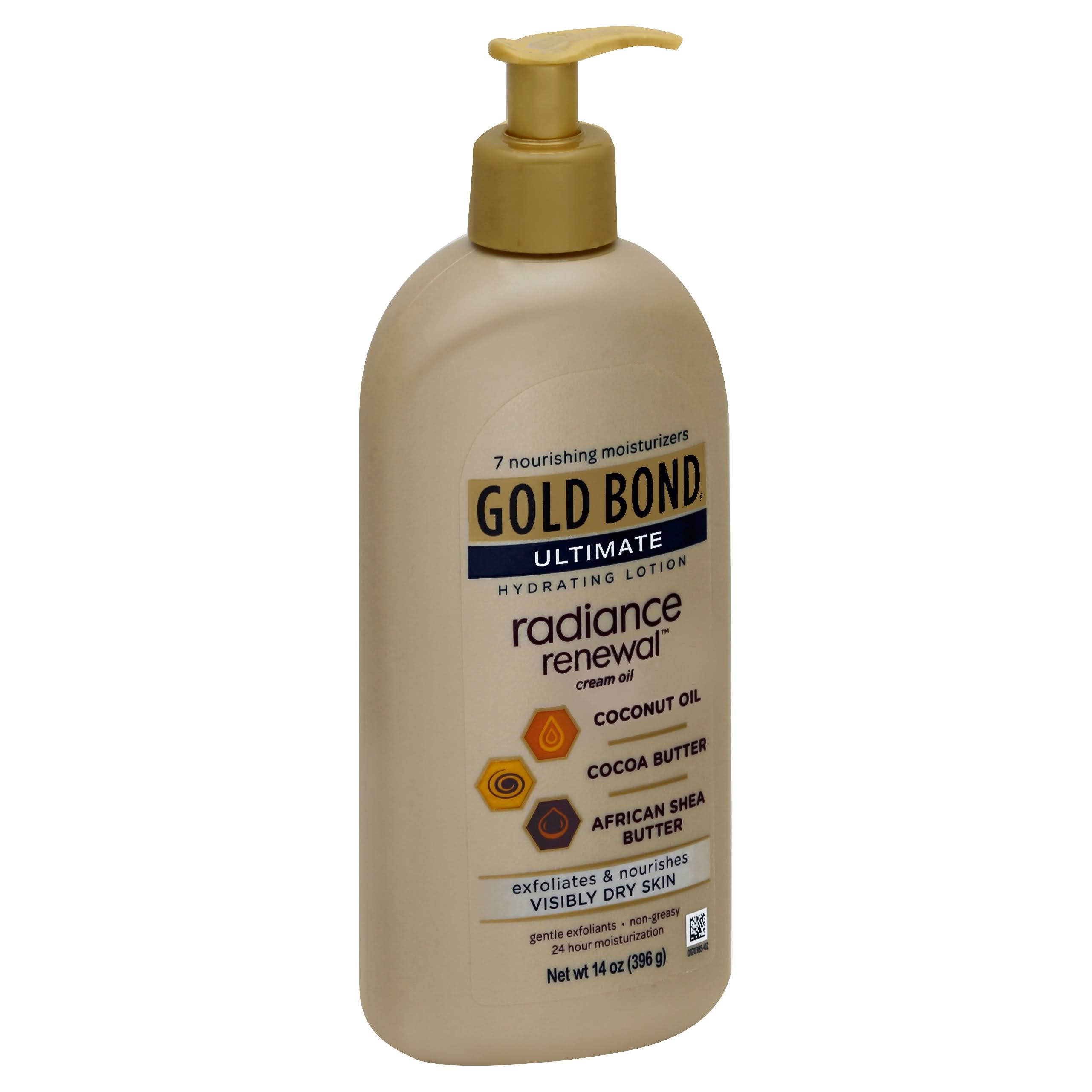 Gold Bond Ultimate Hydrating Lotion - 14oz