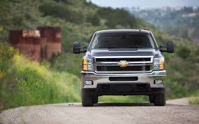 Review: The 2012 Chevy Silverado 2500HD Is Rugged, Comfortable ...