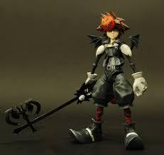 Halloweentown 2 Characters by Amazon Com Kingdom Hearts 2 Play Arts Halloween Town Sora Figure