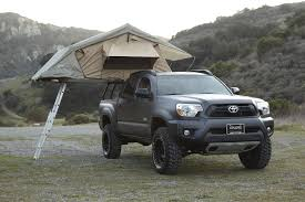 100 Tacoma Truck Tent Tacoma ADVENTURE THROUGH THE NATIONAL PARKS IN THE NEW XPLORE