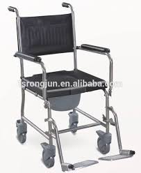 handicap toilet chair with wheels handicapped equipment potty chair toilet chair with wheels
