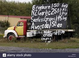 Old Truck With Large Advertising Blackboard Sign Promoting Fresh ... Old Truck In Autumn Has For Sale Sign New England Stock Photo 2009 Intertional 4300 Altec At41m Bucket Truck M052361 1997 Skyhoist Rx87 Crane M101451 Elliott G85r Sign M77849 Trucks Van Ladder Elevating You To New Heights Service For Employment Job Listings The Syndicate Estate Agents Allen Signs 2016 1998 4700 L55 M011961