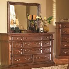 Wayfair Dresser With Mirror by Progressive Furniture Torreon 11 Drawer Dresser With Mirror