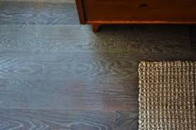 turn your wood floors gray new floor weathered look bob vila