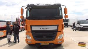 DAF CF 440 MX-11 Sleeper Cab Exterior And Interior In 3D 4K UHD ...