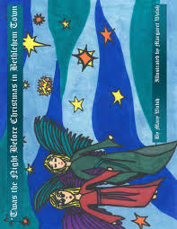 Twas The Night Before Halloween Book by Twas The Night Before Christmas In Bethlehem Town Mary Walsh