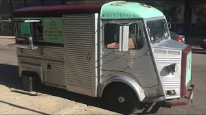 Citroen H HY Food Truck 360 Degrees Walk Around - YouTube