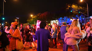 West Hollywood Halloween Parade by Los Angeles Oct 31 Special Event West Hollywood Halloween