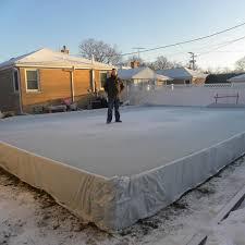 Wonderful Backyard Ice Rink Kits Part - 3: Backyard Ice Rink Kit ...