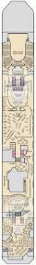 Norwegian Jewel Deck Plan 5 by Carnival Glory Deck 5 Plan Cruisemapper