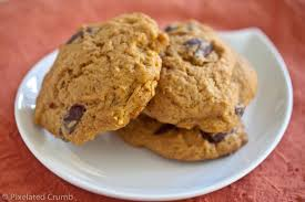 Cake Mix And Pumpkin Cookies by Pumpkin Cookies Cook Diary