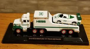 A GEEK DADDY: HESS TOY TRUCK MINI COLLECTION