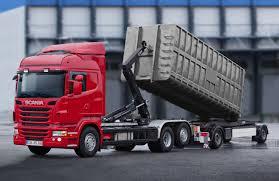 100 Hook Truck Hook Lift XR18S Series Hiab