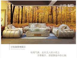 Free shipping sitting bed room TV setting wall 3D photo wallpaper