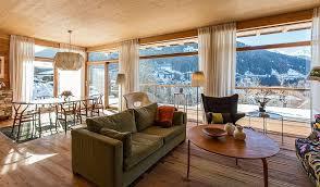 alpenloft madero in 2021 chalet in österreich wohnzimmer