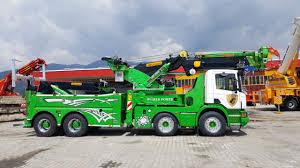 100 Truck Crane International