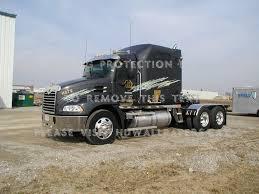 Mack Thrill Transporter Truck Hauler Cars
