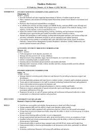 Student Services Coordinator Resume Samples | Velvet Jobs High School Resume Examples And Writing Tips For College Students Seven Things You Grad Katela Graduate Example How To Write A College Student Resume With Examples University Student Rumeexamples Sample Genius 009 Write Curr Best Objective Cv Curriculum Vitae Camilla Pinterest Medical Templates On Campus Job 24484 Westtexasrerdollzcom Summary For Professional Lovely