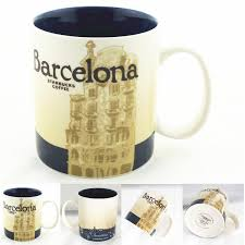 Wholesale New 16oz Starbucks Mug Coffee Cup City Global Icon Collectors Series Barcelona Mugs Cheap Co Online With 382 Piece