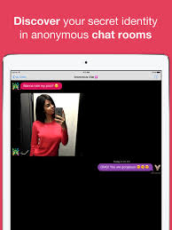 Anonymous Chat Rooms Dating On The App Store