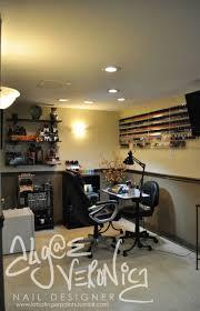 Salon Decor Ideas Images by 558 Best Get Organized Home Nail Salon U0026 Nail Station Ideas