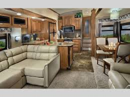 Fifth Wheel Campers With Front Living Rooms by Cedar Creek Hathaway Edition Fifth Wheel Rv Sales 10 Floorplans