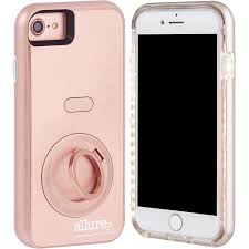 Case-Mate IPhone 7 Plus Case - Allure Selfie - LED Selfie Light Illuminated  Cell Phone Case - Rose Gold (Compatible With IPhone 6/6S Plus ) Duo Iphone Xs Max Metallic Rose Black Marble 25 Off Cellrizon Coupons Promo Discount Codes Light Up Case Selfie Lumee Mostly Lately Birthday Freebies Lumee Phone My Bookkeeping Business Voucher Code To 85 Coupon Casemate 7 Plus Allure Led Illuminated Cell Gold Compatible With 66s Case Duo Pearl Xxs Stick Only 448 At Target The Krazy Lady G3 Fashion Code Chinalacewig Coupon 10 Paper Fairy Designs Week In And Ipad Cases Lumees Selfie Case