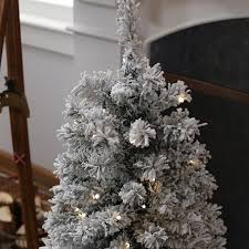 Hayneedle Christmas Trees by Whitewashed Winter Holiday Decor Lorrie Williams Hayneedle