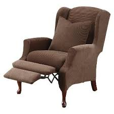 Lane Wing Chair Recliner Slipcovers by Recliner Slipcovers Target
