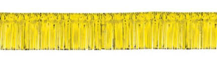 Parade Float Decorations Canada by Gold Foil Fringed Garland 20ft Parade Float Supplies Mardi