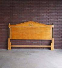 Bamboo Headboard And Footboard by Thomasville Headboards And Footboards Ebay