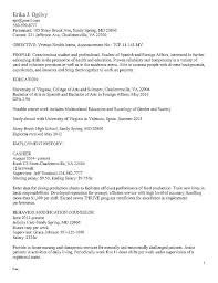 Current College Student Resume Sample Free Templates For Students Printable