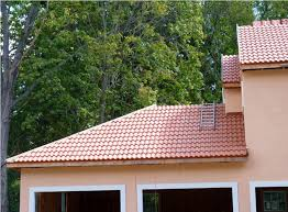 barrel tile roof cleaning roof fence futons durable