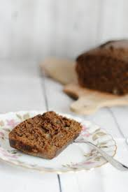 Jamaican Ginger Cake Dairy Free e More Slice