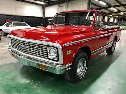 100 1972 Chevrolet Truck C10 For Sale ClassicCarscom CC1159453