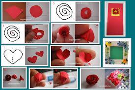 Creative Art Craft Work January Lentine Marine 20249 How To Make A Curly Bird Paper
